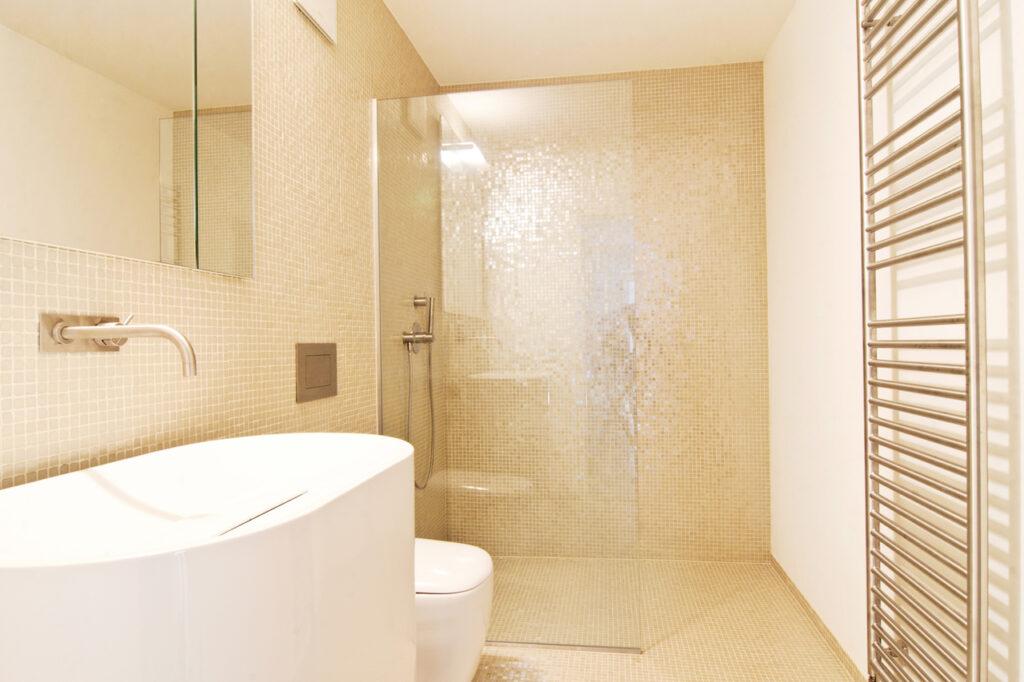 Reiterhof - Badezimmer