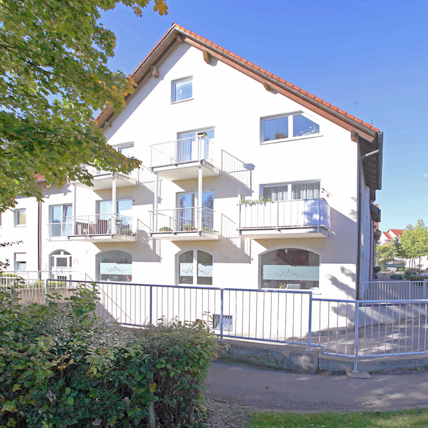 Titelbild Wohnung Miete Landsberg